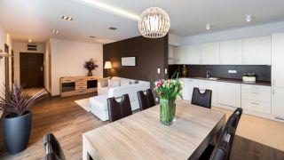 Idées pour décorer les cuisines ouvertes sur le salon: Le mobilier