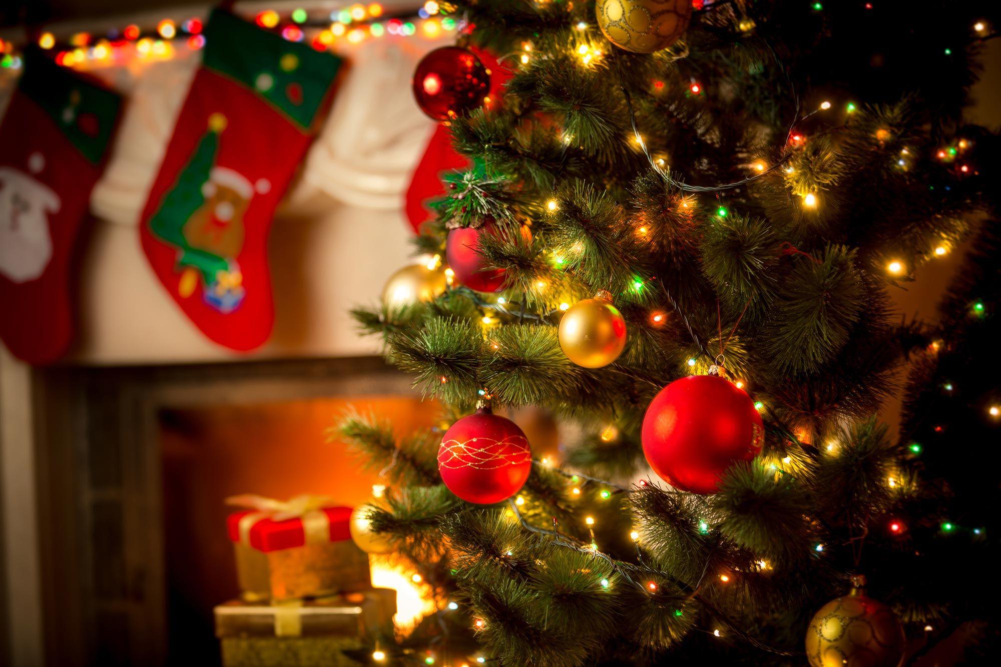 Idées pour décorer l'arbre