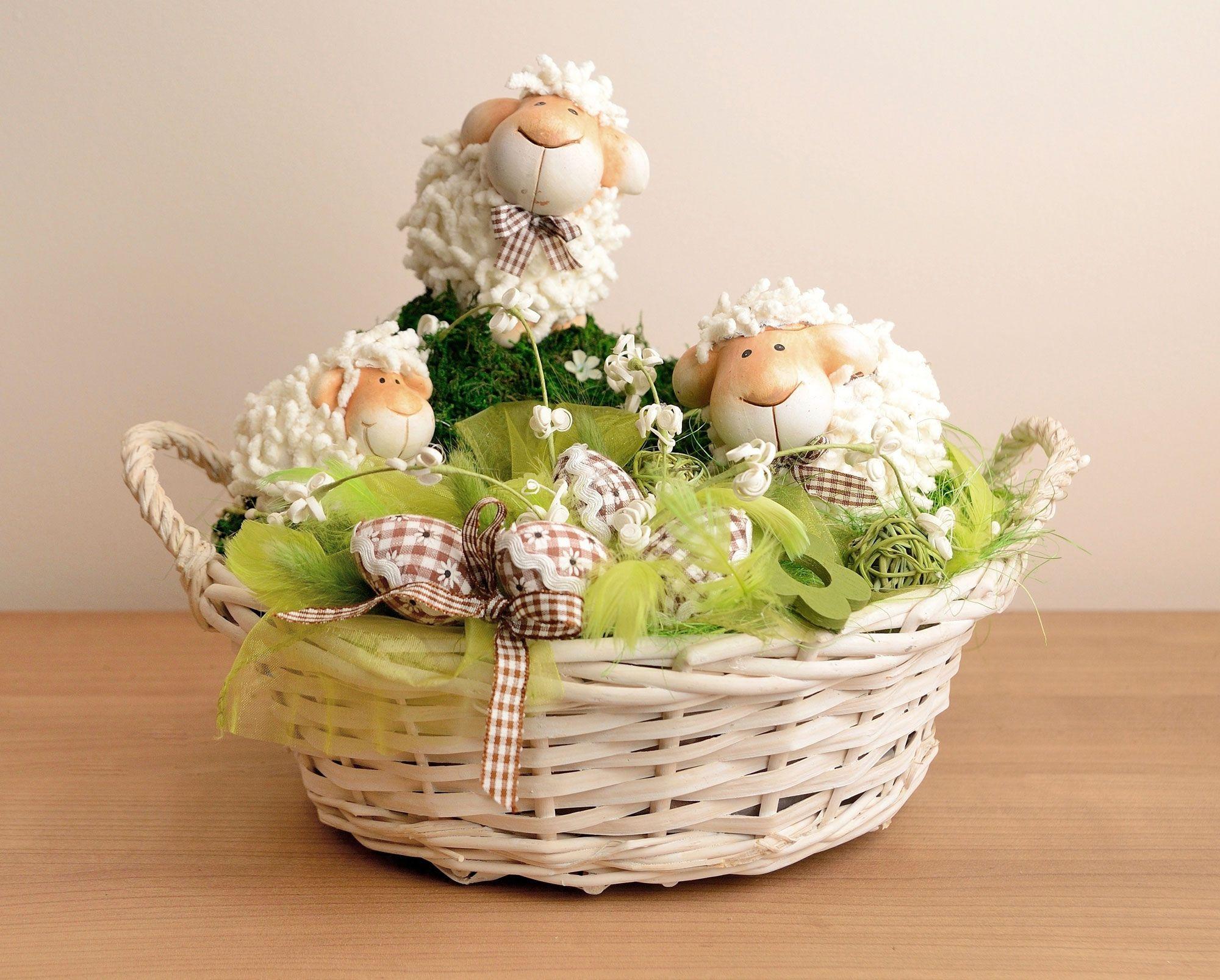 Paniers de Pâques