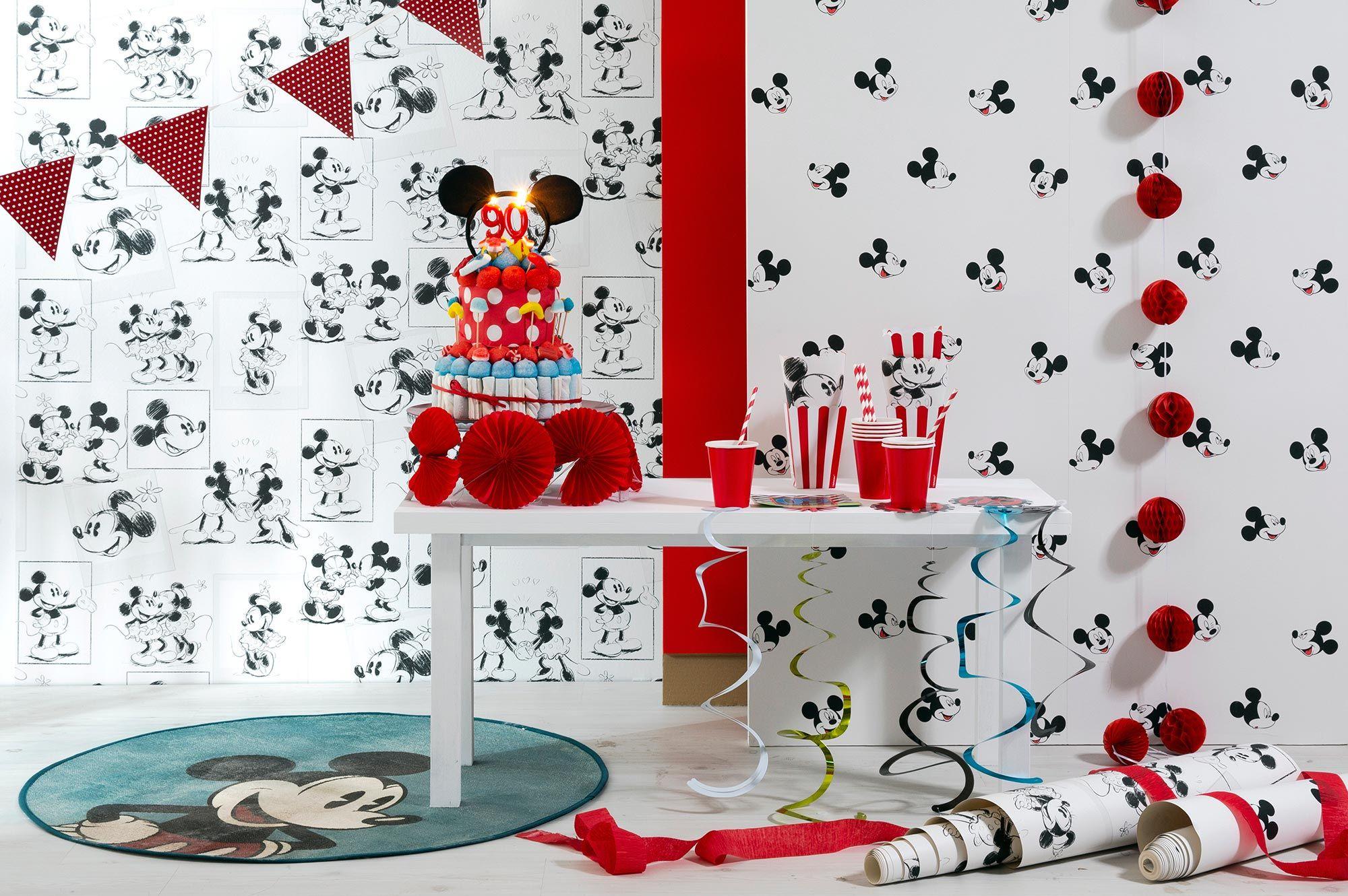 mickey mouse décoration série limitée leroy merlin