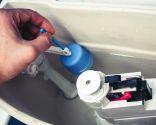 Réparer une fuite dans la citerne
