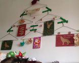 Sapins de Noël originaux pour petits espaces