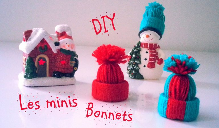 comment-faire-des-bonnets-miniatures-cest-tres-simple