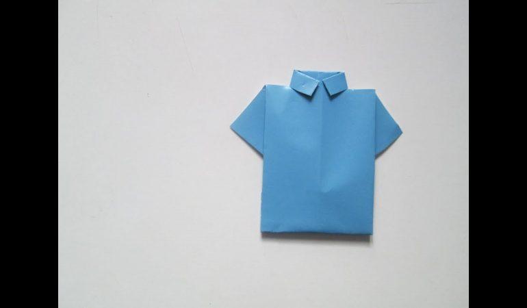 comment-faire-des-chemises-en-origami-ou-en-origami
