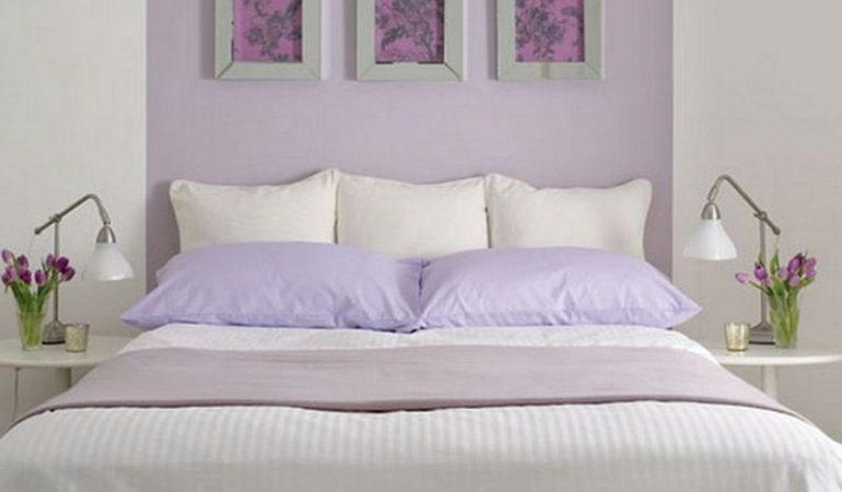 couleur-mauve-ou-lilas-pour-les-chambres
