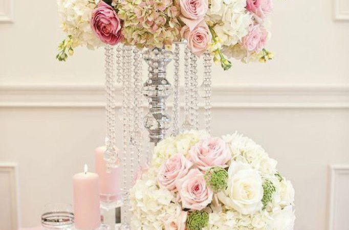 decoration-de-compositions-florales-romantiques