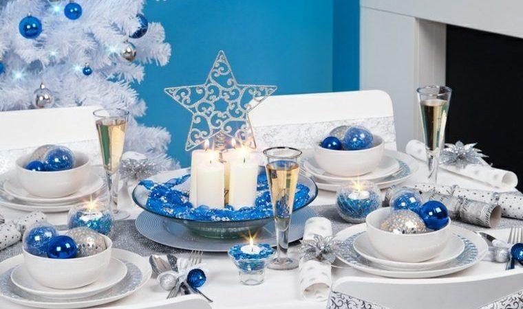 decoration-de-noel-en-bleu-blanc-et-argent