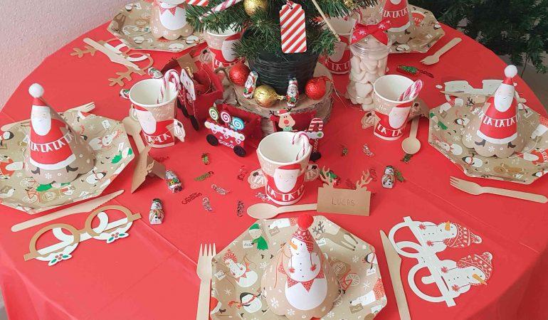 decoration-de-table-de-noel-pour-les-enfants