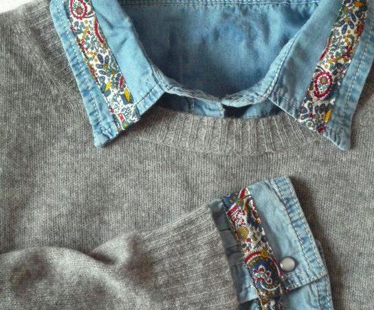 decorez-la-chemise-et-les-chaussures-basiques-pour-enfants