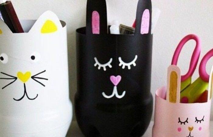 pots-de-chaton-bricolage-a-partir-de-bouteilles-en-plastique
