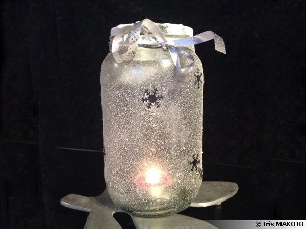 recycler-les-bocaux-en-verre-a-noel-decoration