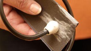 Récupérer la tête de lit en métal