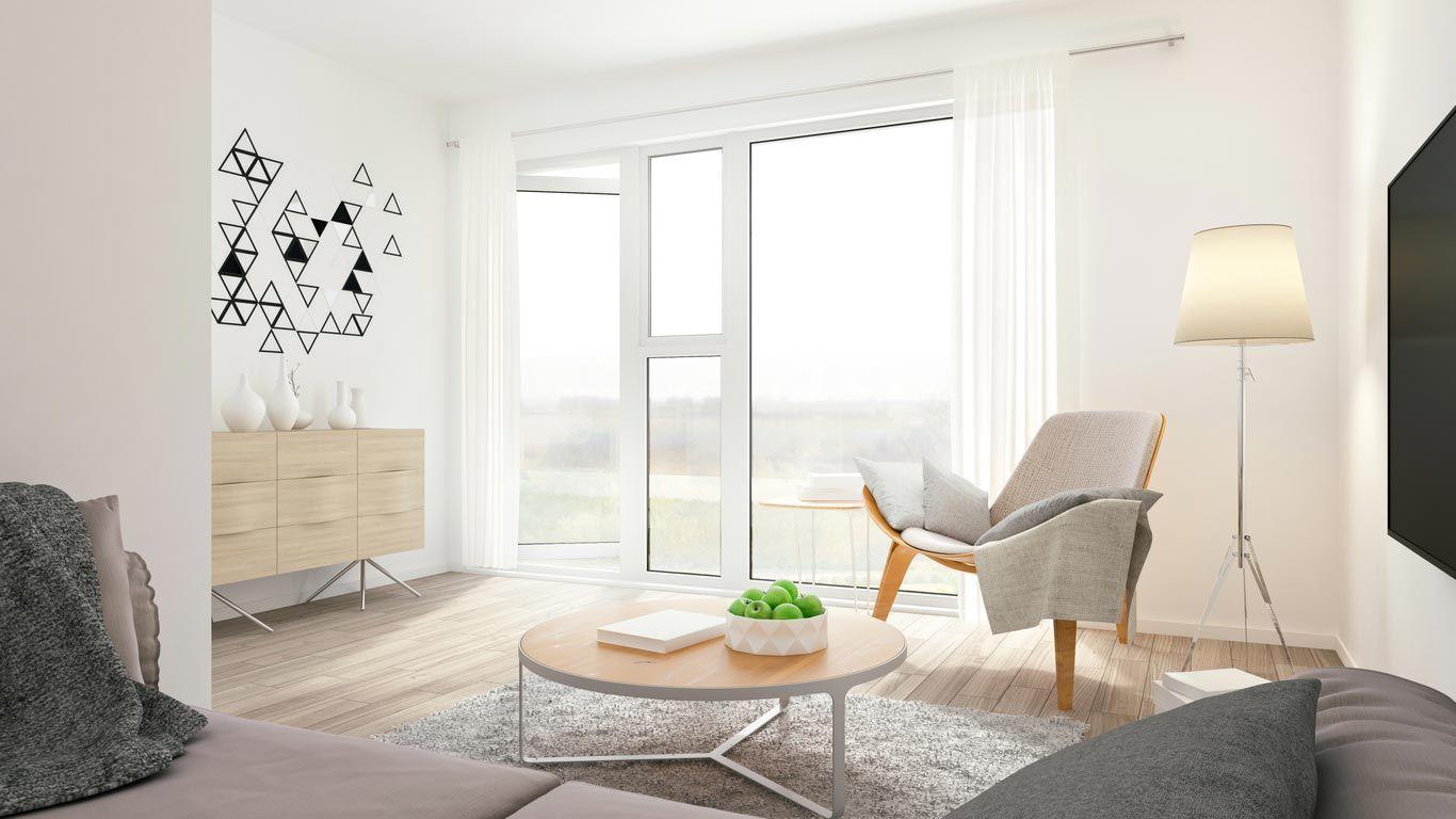 Décoration minimaliste: quand moins c'est plus