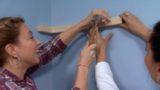 Créer des étagères en bois en forme de nuage - étape 5