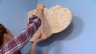 Créer des étagères en bois en forme de nuage - étape 6