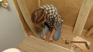Rénover une salle de bain lumineuse et fonctionnelle - Étape 2