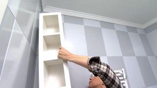 Rénover une salle de bain lumineuse et fonctionnelle - Étape 7