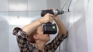 Rénover une salle de bain lumineuse et fonctionnelle - Étape 6