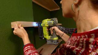 Décorez le studio multifonctionnel couleur vert - étape 6