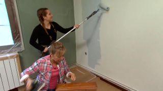 Décorez la chambre des jeunes industriels avec des meubles recyclés - avant 1