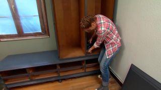 Décorez la chambre des jeunes industriels avec des meubles recyclés - étape 6