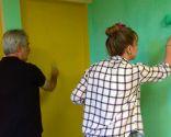 Décorez une chambre de style colonial coloré - étape 1