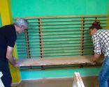 Décorez une chambre de style colonial coloré - étape 2