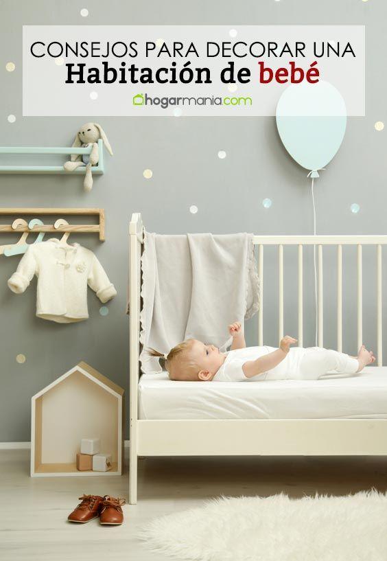 4 conseils pour une chambre bébé fonctionnelle, pas chère et originale