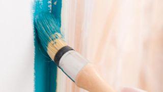 Peindre le mur du couloir étape 6
