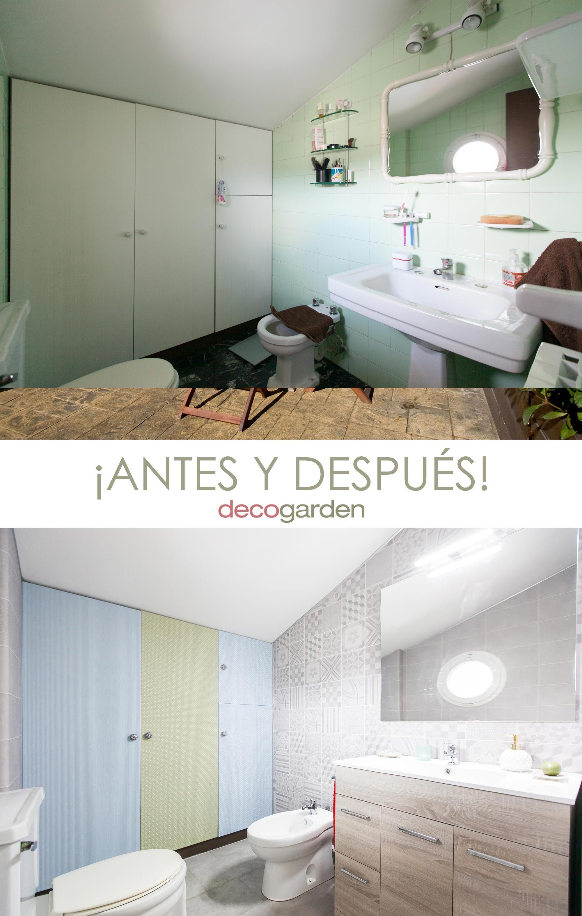 renouveler les toilettes sans travaux - avant et après