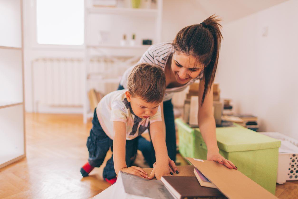 Apprenez à organiser, collectionner et décorer une chambre d'enfants