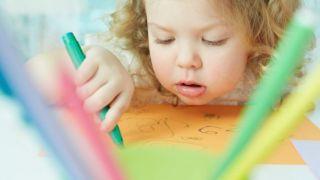Que faire des dessins d'enfants et des travaux scolaires