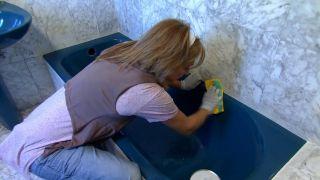 Décorer une salle de bain lumineuse sans faire aucun travaux - Étape 3