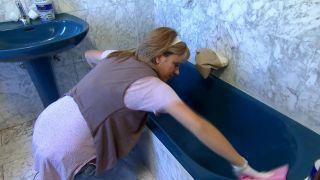 Décorer une salle de bain lumineuse sans faire aucun travail - Étape 4