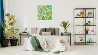 Décoration géométrique: quand des carrés, des sphères et des triangles ornent votre maison