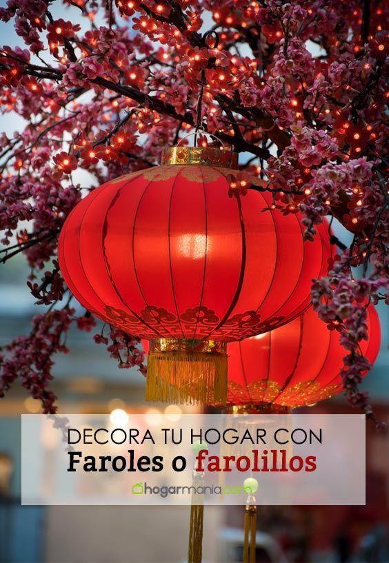 Décorez votre maison avec des lanternes ou des lanternes