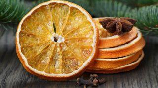 Comment sécher les fruits pour décorer
