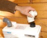 Installation des toilettes et de l'évier étape 4