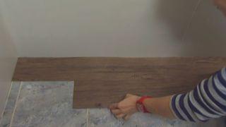 Modernisez la salle de bain sans faire de travaux - Étape 3
