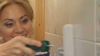 Modernisez la salle de bain sans faire de travaux - Étape 2