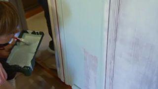 Décorez la chambre avec un coin bureau - Étape 3