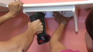 Rénovez une cuisine sans faire de travaux, en rose!  - Étape 7