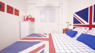 chambre des jeunes de style anglais ou britannique - Étape 8