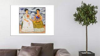 5 imprimés Frida Kahlo pour décorer votre intérieur