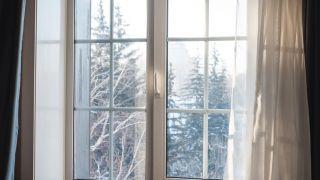 Chambres rurales avec vue sur la montagne