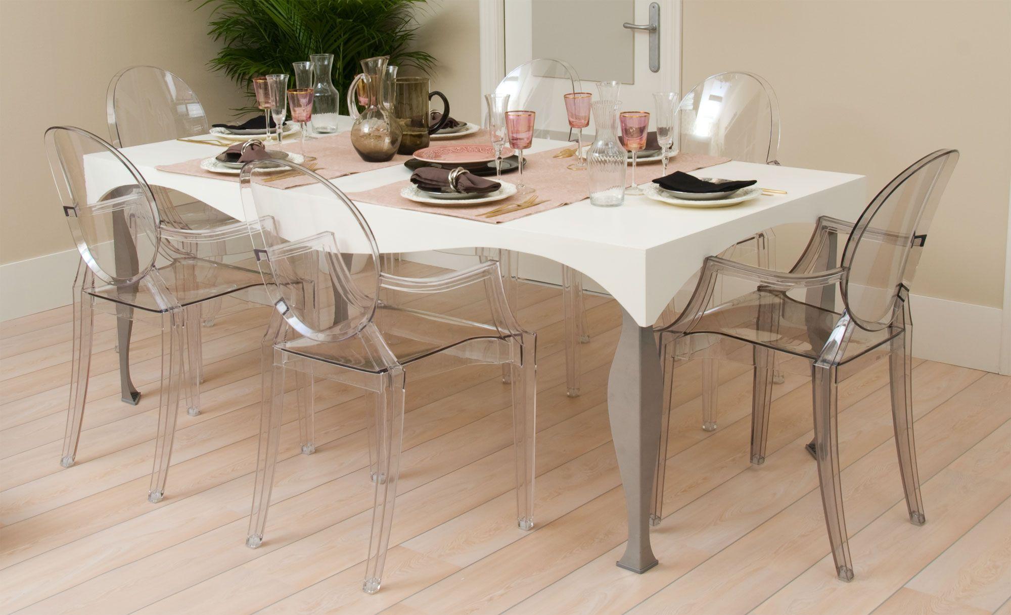 Créer une table à manger