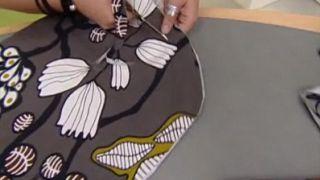 Comment faire un sac en tissu - Étape 4