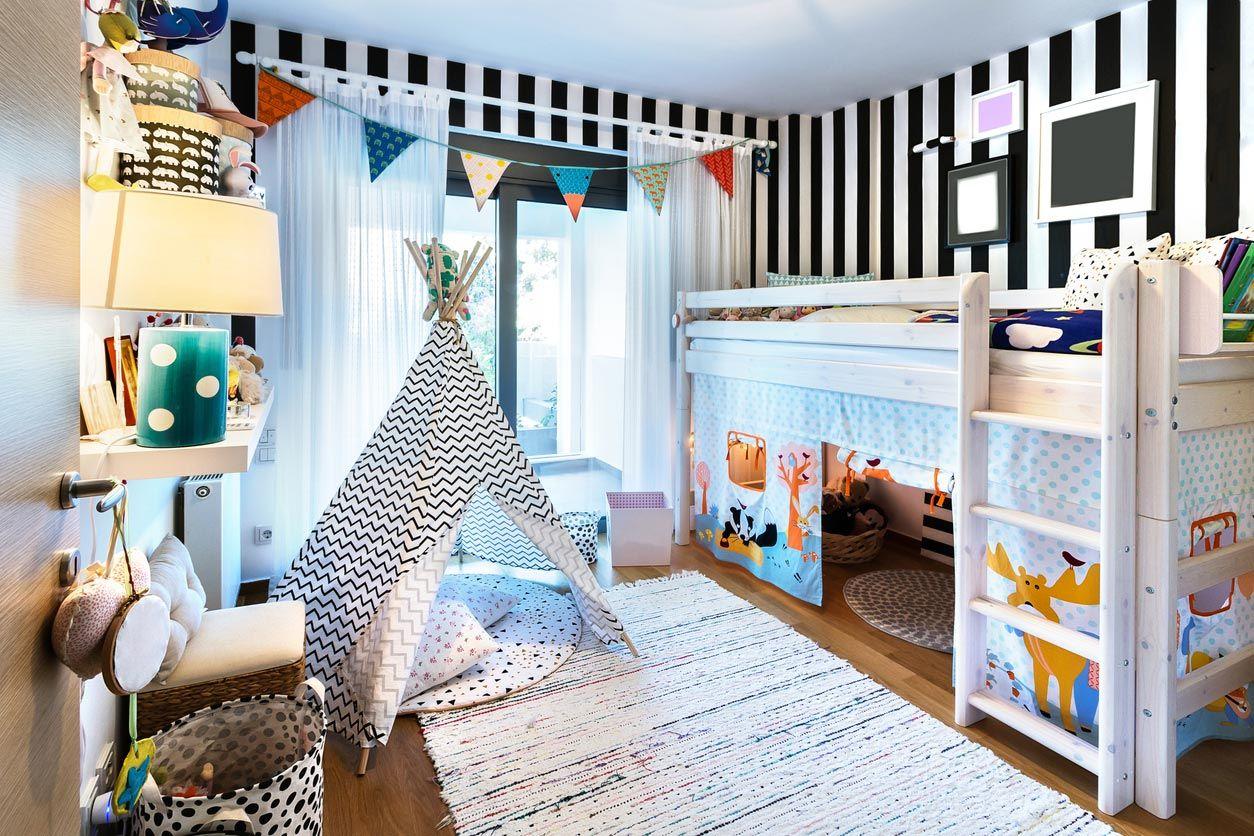 5 astuces pour décorer une chambre d'enfants