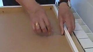 Comment faire des peintures avec des éléments naturels - Étape 1