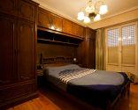 Chambre romantique aux airs orientaux